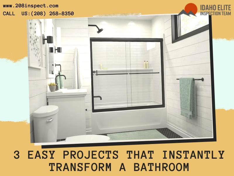 transform a bathroom idaho