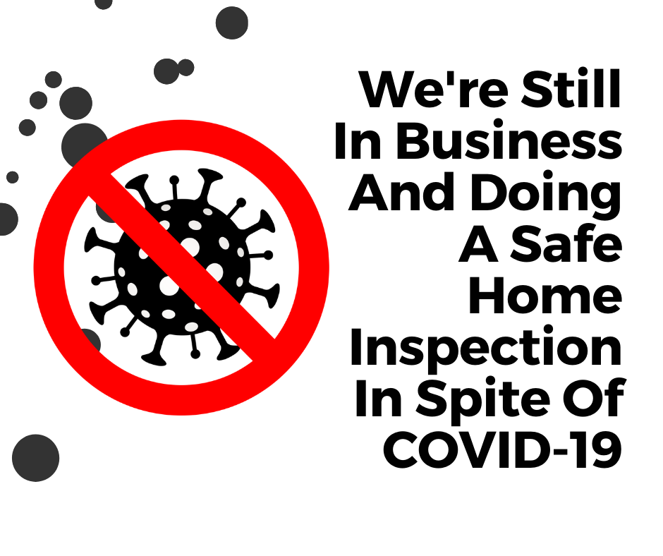 Covid-19 Safety Plan - Idaho Elite Inspection Team